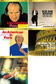 吹奏楽銘盤選 第1回発売 フレデリック・フェネルの遺産 リンカーンシャーの花束、ベーシック・バンド・レパートリー、パリのアメリカ人、ローマ三部作、スペイン狂詩曲